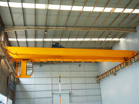 explosion-proof top running crane