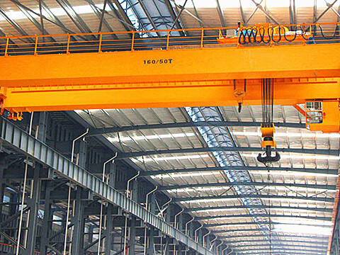 large traveling overhead crane for sale
