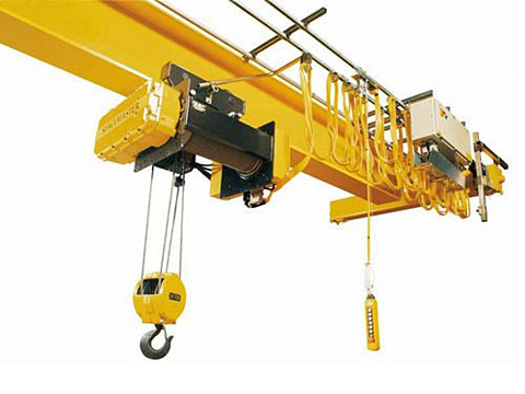 under running crane supplier