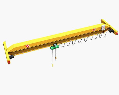 portable single girder crane for sale