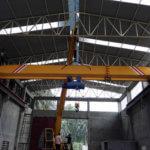 Small Overhead Crane