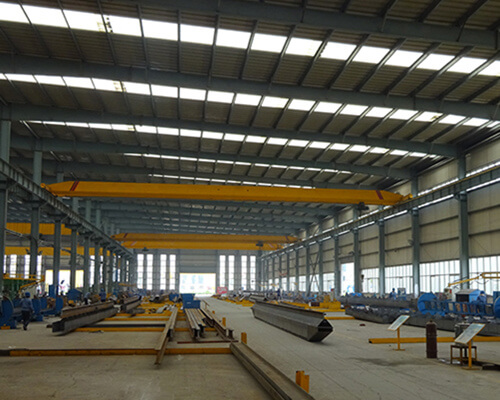 Aicrane affordable 5 ton bridge crane