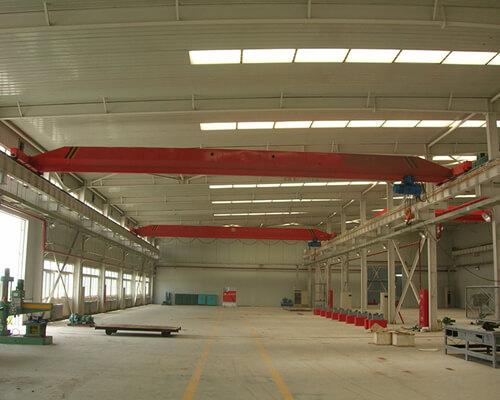4 ton overhead crane sales