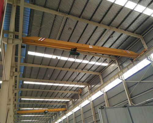 5 ton overhead crane