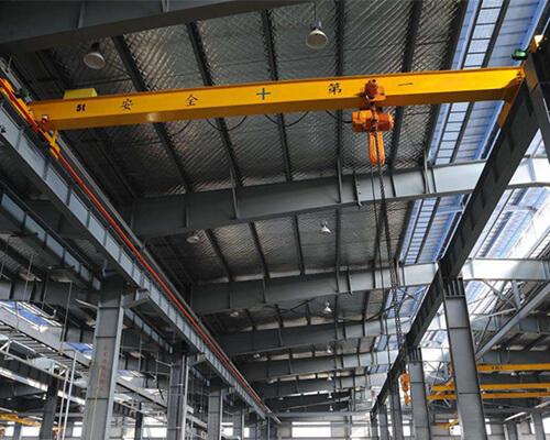 advanced 5 ton single girder crane sale
