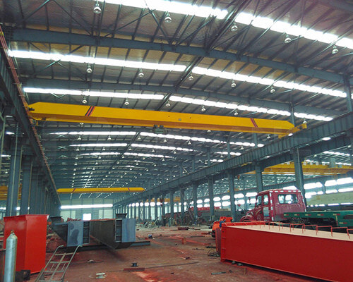 garage single girder overhead crane
