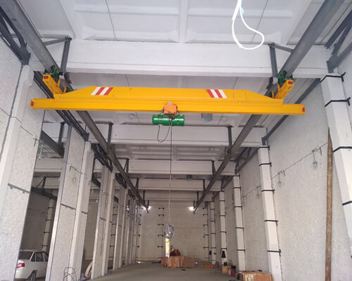 2 ton under hung overhead crane
