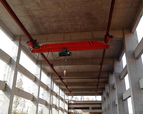 AQ-LX underhung overhead crane