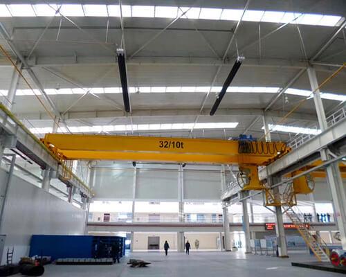 32 ton crane