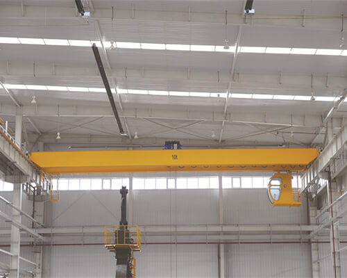 European Double Girder Overhead Crane for Sale from Crane
