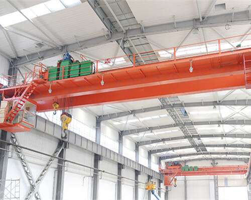Exproof hoist bridge crane design
