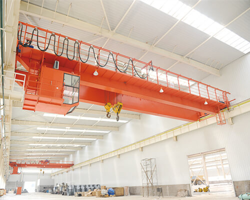 AQ-QD overhead double girder bridge crane