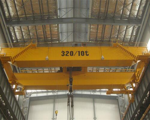 320 ton overhead crane
