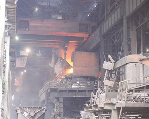 foundry industrial bridge crane sale