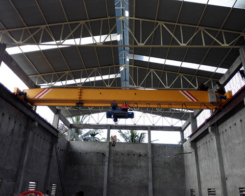 standard 16 ton overhead crane