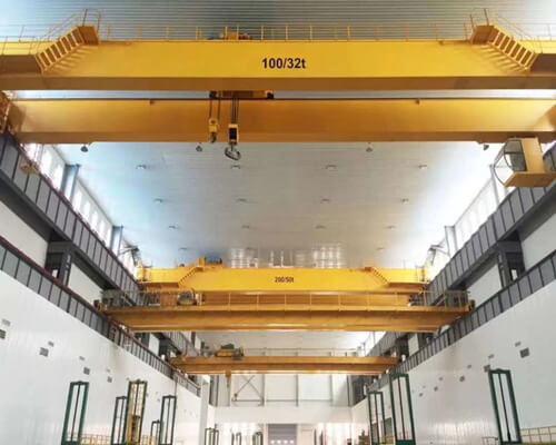 200 ton overhead crane