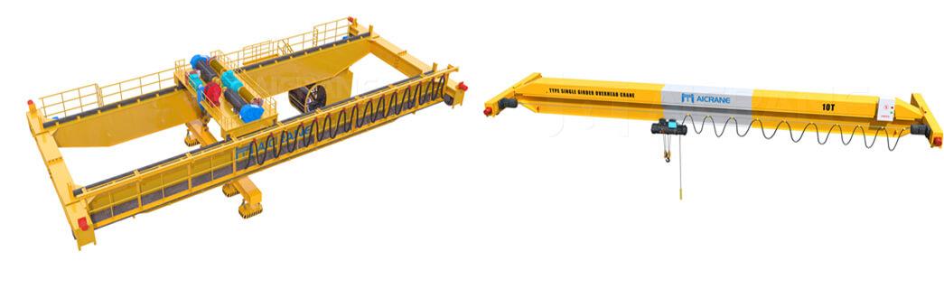Ellsen Double Girder EOT Crane for Sale