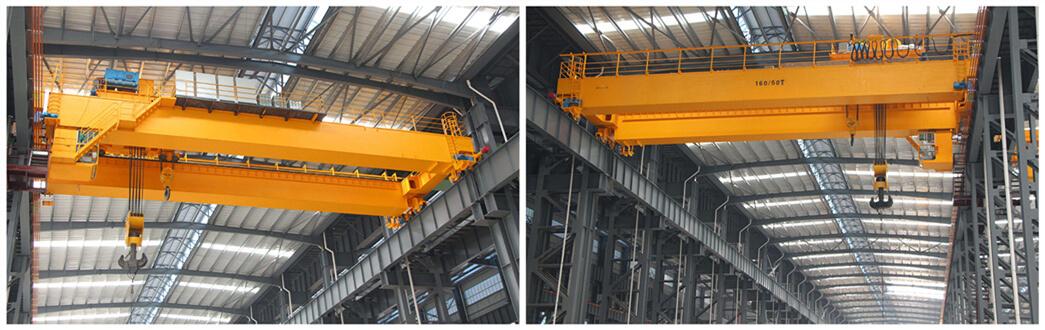 Ellsen Double Giirder Overhead Crane for Sale