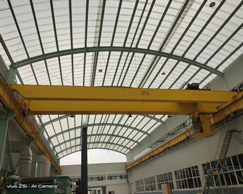 workshop overhead crane