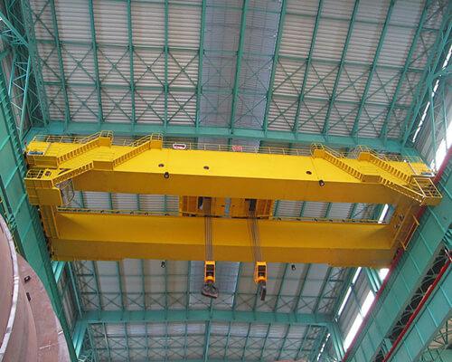 overhead crane structure