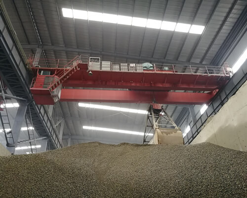 top grab overhead crane manufacturer