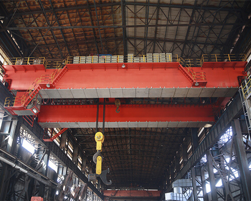 Double Girder Crane for Foundry