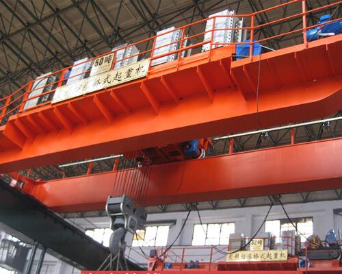 AQ-QB Explosion proof double girder overhead crane for sale
