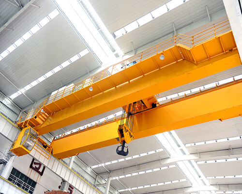 100 ton overhead crane for sale