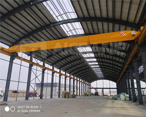 single girder crane for sale