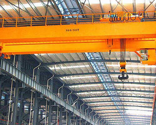 double girder electric overhead crane supplier
