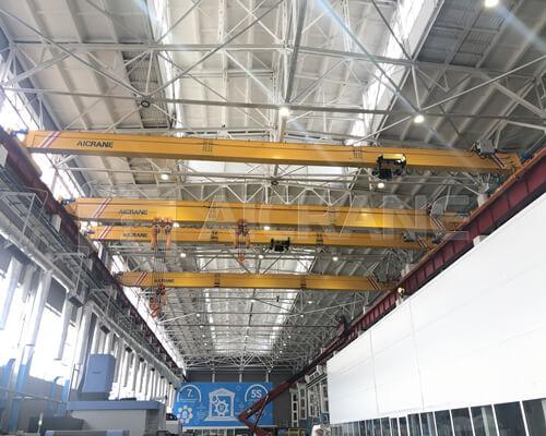 shop overhead crane