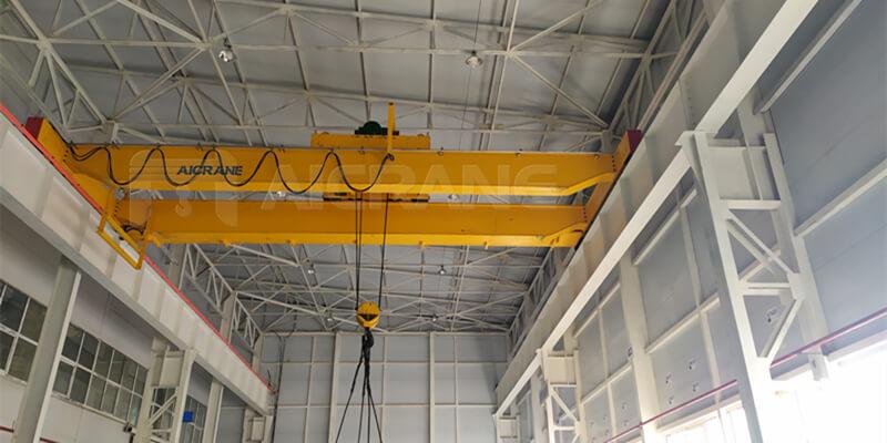 double girder workshop overhead crane