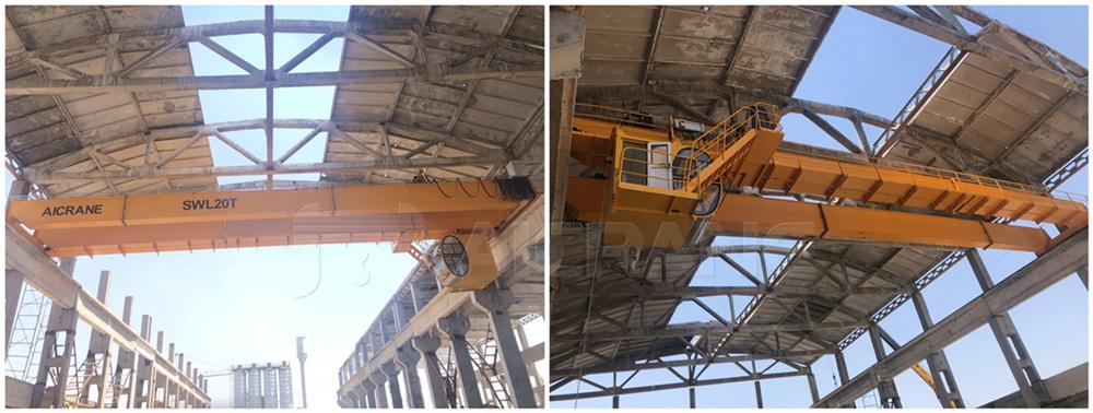 20ton hoist overhead crane